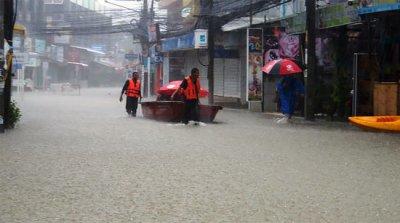 наводнение Самуи