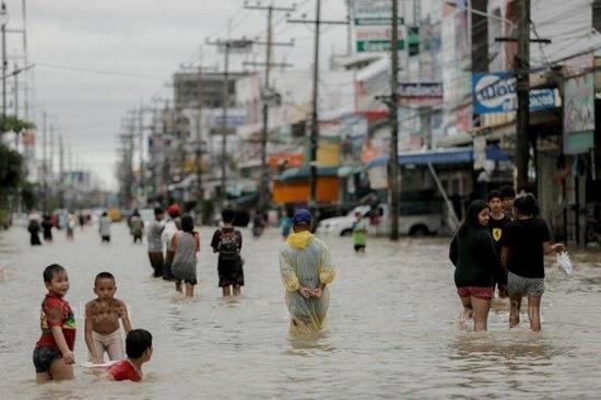 наводнение Пхаттхалунг