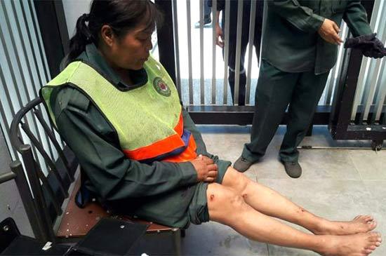 Взрыв в центре Бангкока